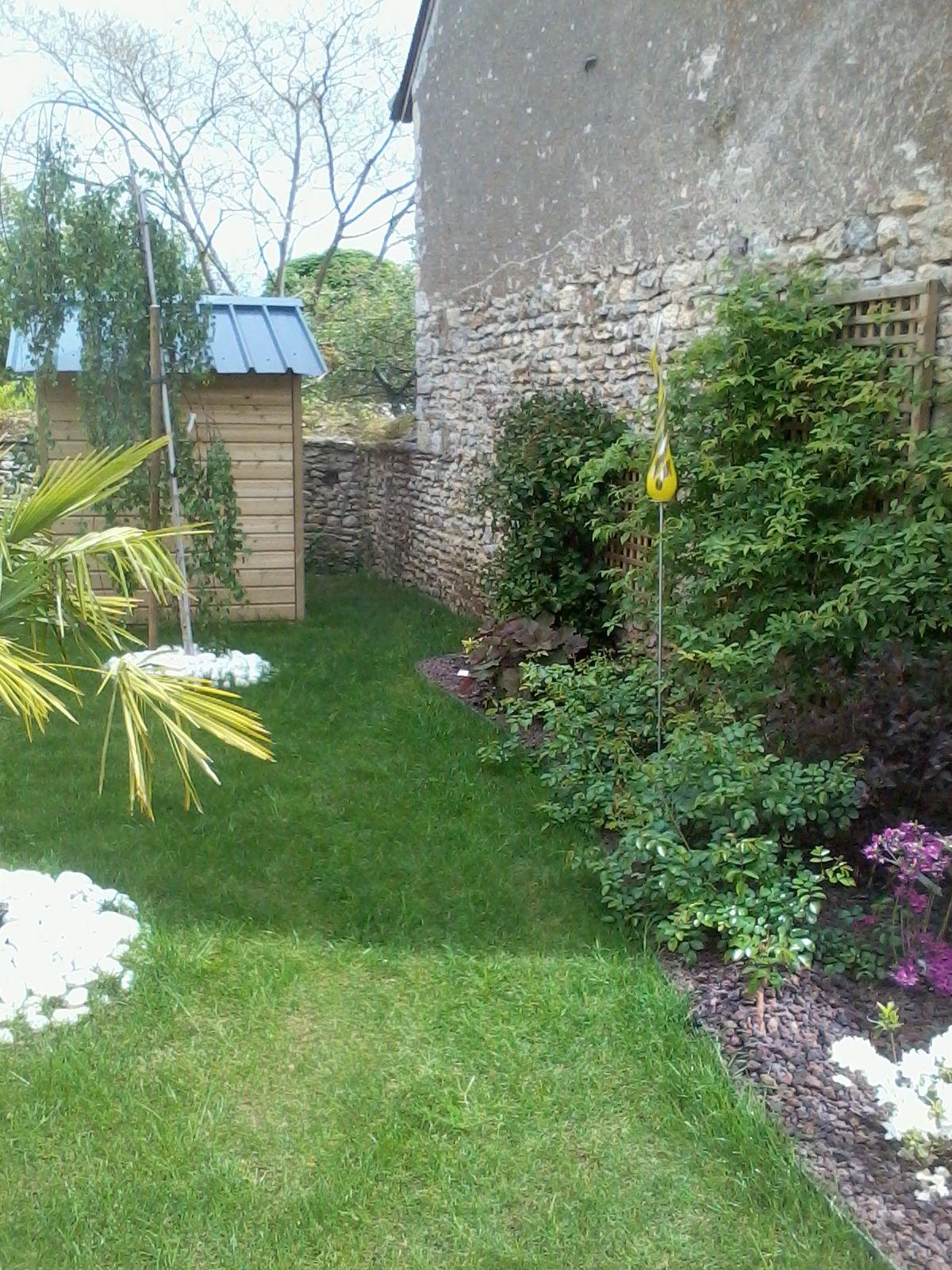 Am nagement d 39 un jardin for Amenagement d un jardin